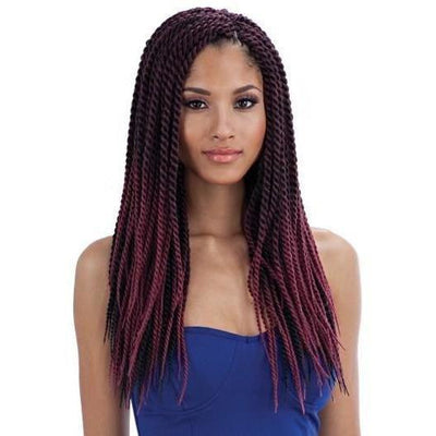 FreeTress Braids – Senegalese Twist Large