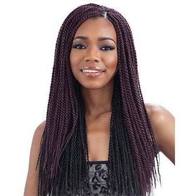 FreeTress Braids – Senegalese Twist Small