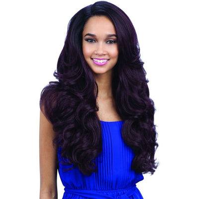 FreeTress Equal Deep Diagonal Part Lace Front Wig – Folami