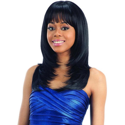 FreeTress Equal FullCap Band Wig – New San Francisco