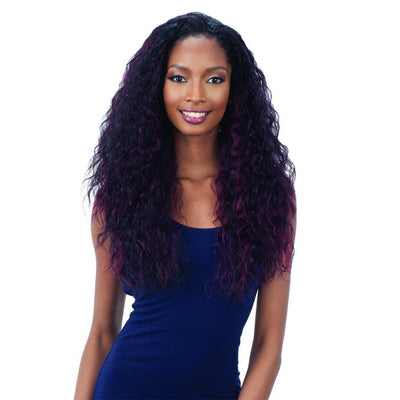 FreeTress Equal FullCap Drawstring Half Wig – Sunny Girl