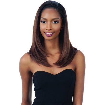 FreeTress Equal FullCap Drawstring Synthetic Half Wig – Heavenly Girl