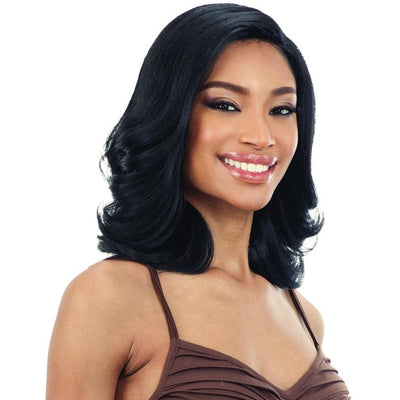 FreeTress Equal Natural Me 5-Inch Lace Part Synthetic Wig – Natural Set (L)