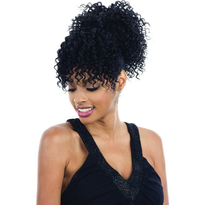 FreeTress Equal Synthetic Pony Pop Bang & Ponytail – Bell