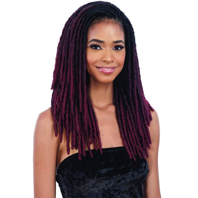 FreeTress Synthetic Braids – 2X Gypsy Locs 14""