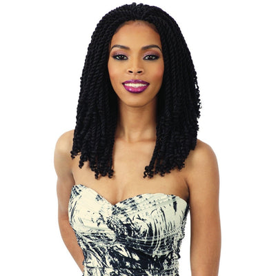 FreeTress Synthetic Braids – 2x Kinky Twist 10""