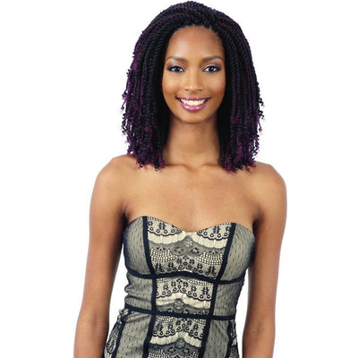 FreeTress Synthetic Braids – 2x Kinky Twist 8""