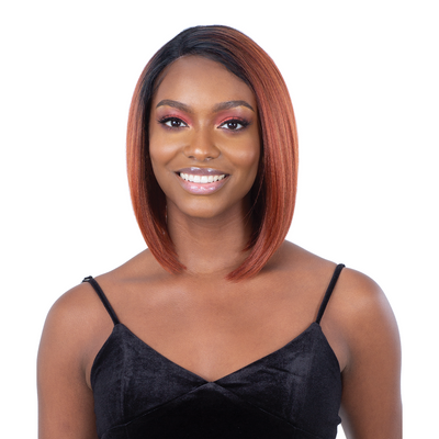 Freetress Equal Synthetic Lite Lace Front Wig – LFW-004 OTCOPPER