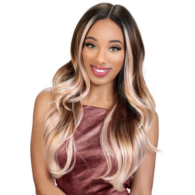 Zury Sis Royal Swiss Lace Front Synthetic Wig – Glory