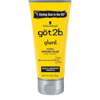 got2b Glued Styling Spiking Glue 6 OZ