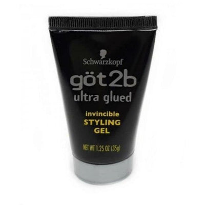 got2b Ultra Glued Invincible Styling Gel 1.25 OZ