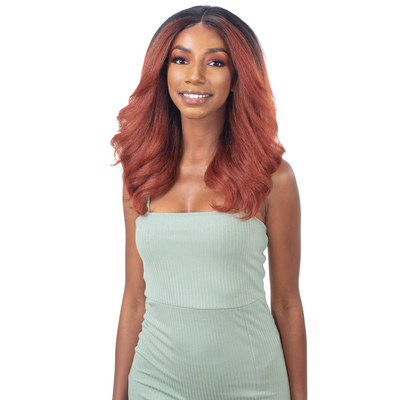 Freetress Equal Natural Me HD Lace Front Wig - May