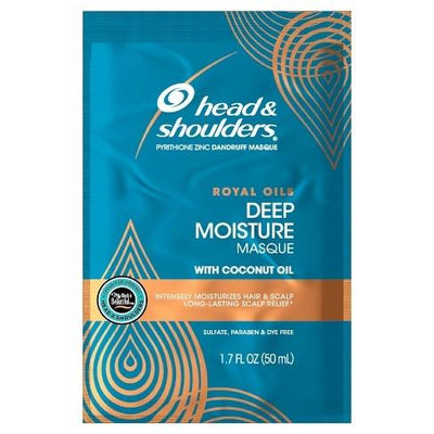 Head & Shoulders Royal Oils Deep Moisture Masque 1.7 OZ