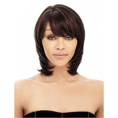 It's A Cap Weave! Human Hair Wig – HH Yaki 810