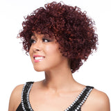 It's A Cap Weave! Human Hair Wig - HH Esteba