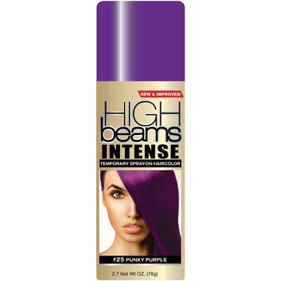High Beams Intense Temporary Spray-On Haircolor #25 Punky Purple