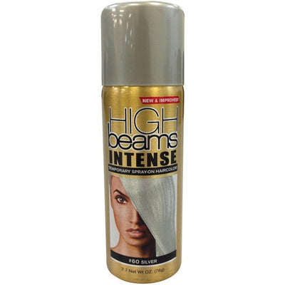High Beams Intense Temporary Spray-On Haircolor #60 Silver