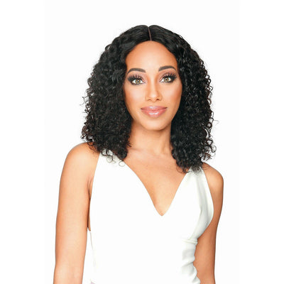 Zury Sis Wet & Wavy 100% Brazilian Virgin Remy Human Hair HD Lace Front Wig - Tae