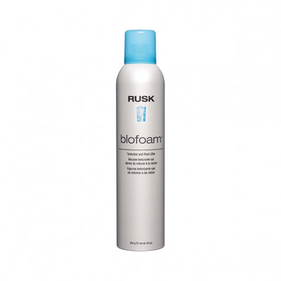 Rusk Blofoam Texturizer & Root Lifting Mousse 8.8 OZ