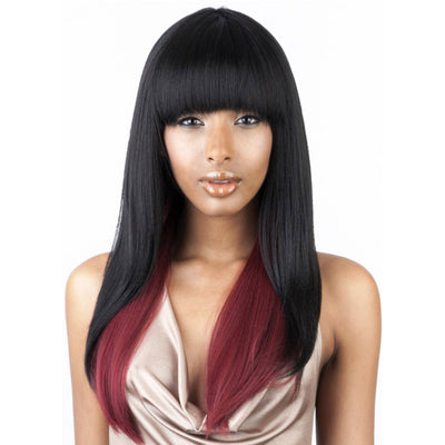 Isis Collection Brown Sugar Wig – BS103
