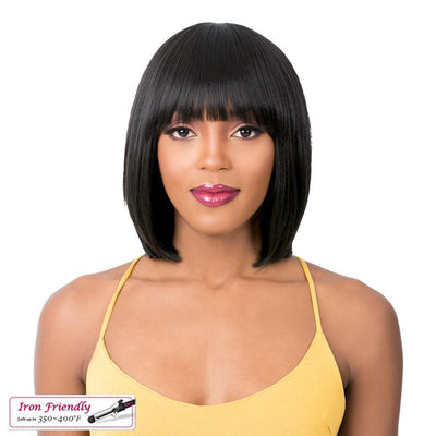 It's A Wig! Synthetic Quality 2020 Wig – Q Katia