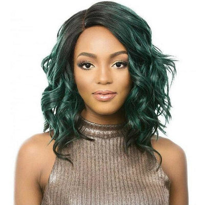 It's A Wig! Dream A Line Synthetic Lace Front Wig – Trudy
