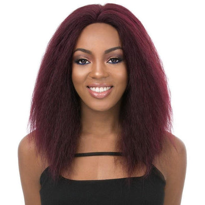 It's A Wig! 100% Remi Human Hair Full Lace Wig – Mocha