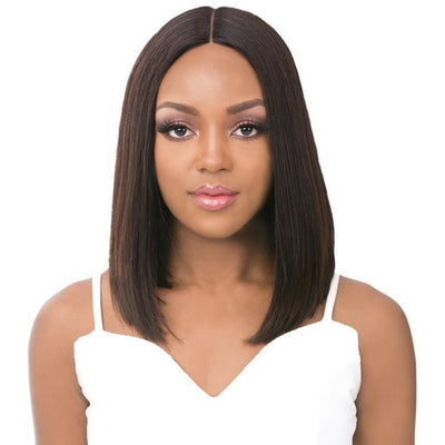 It's A Wig! Deep Lace Part 100% Human Hair Wig – HH Alanza