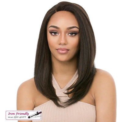 It's A Wig! Lace Front Wig – Solar | COLOR: HM1B/30