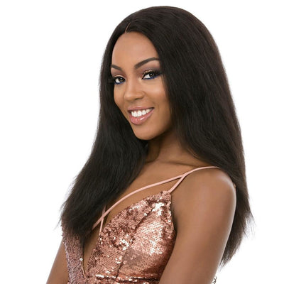 It's A Wig! Salon Remi Human Hair Swiss Lace Front Wig – HH Aroah
