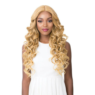 It's A Wig! Synthetic Swiss Lace Front Wig – Houston