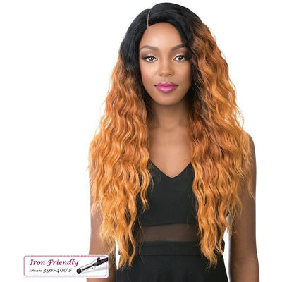 It's A Wig! Synthetic Swiss Lace Front Wig – Sun Dance