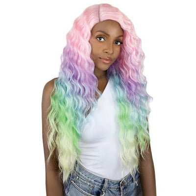 It's A Wig! Unicorn Synthetic Lace Front Wig – Unicorn Sun Dance