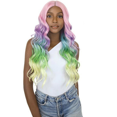 It's A Wig! Unicorn Synthetic Lace Front Wig – Unicorn Body Wave