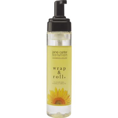 Jane Carter Solution Wrap & Roll Smooth Styling Mousse 8 OZ