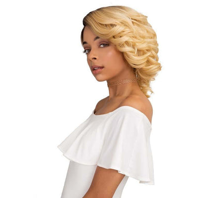 Janet Collection Wig – Bubble | COLOR: OET4/613