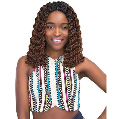 Janet Collection Braids – 3X Deep Twist 10"