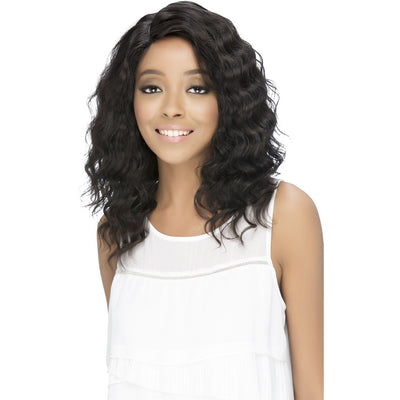 Vivica A. Fox 100% Remi Human Hair Swiss Full Lace Wig – Jaylyn