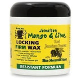 Jamaican Mango & Lime Locking Firm Wax Resistant Formula 6 oz