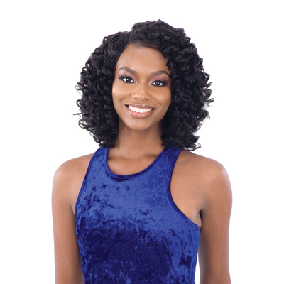 FreeTress Equal Lace & Lace Synthetic Lace Front Wig - Large Rod Set