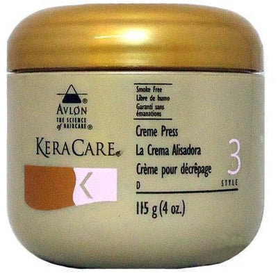 KeraCare Creme Press 4 oz