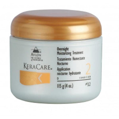 KeraCare Overnight Moisturizing Treatment 4 oz
