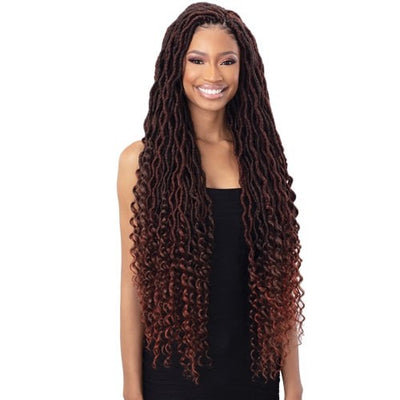 FreeTress Synthetic Braids - 2X Hippie Loc 30""