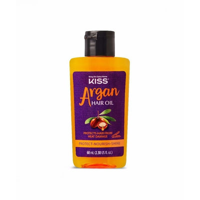 Kiss Argan Hair Oil 2.3 OZ