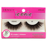 Kiss i-ENVY Glam Icon Lashes Iconic 23 KPEI23