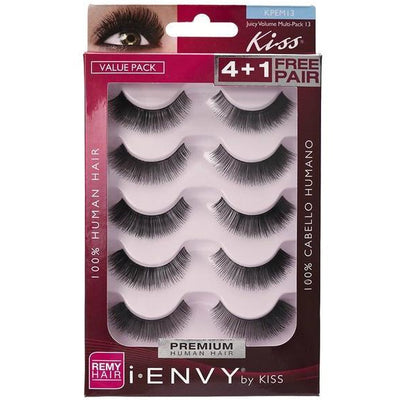 Kiss i-ENVY Lashes Juicy Volume Multi-Pack 13 KPEM13