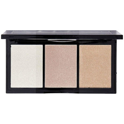 Kiss New York Halo Strobing Highlighting Palette