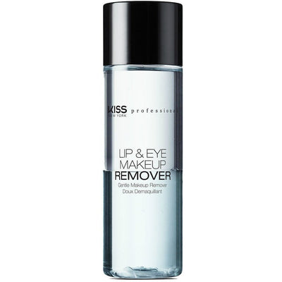 Kiss New York Lip & Eye Makeup Remover 3.38 OZ – KER01