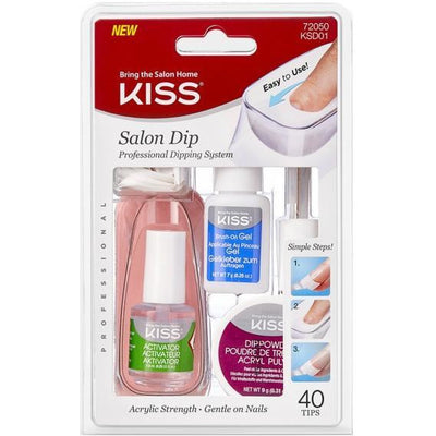 Kiss Professional Salon Dip Dipping System – KSD01