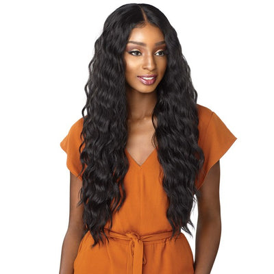 Sensationnel Synthetic Empress Shear Muse Lace Front Edge Wig - Laisha